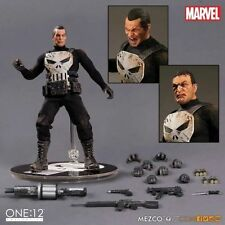 Mezco One:12 Collective Marvel The Punisher Action Figure Statue