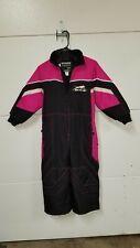 Arctic cat suit C6 Team Arctic one-piece pink Ytg