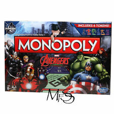 Hasbro Monopoly Board & Traditional Games