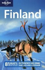 Finland (Lonely Planet Country Guides),Andy Symington- 9781741047714