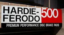 HARDIE FERODO ENAMEL SIGN (MADE TO ORDER) #207