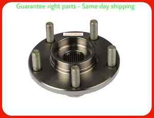 REAR HUB ONLY FOR 2011-2015 BMW 528i 528i Xdrive  LEFT OR RIGHT SINGLE