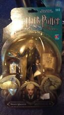 Harry Potter Draco Malfoy Action Figure with wand inbox toy