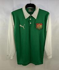 More details for gais goteborg l/s home football shirt 2002/04 adults small puma f391