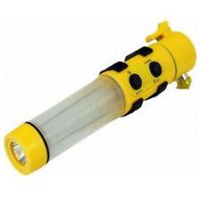 FlashLife Notfallhammer, Überlebensset, Hammer, Notfall LED, Lampe,Gurtschneider