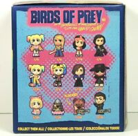 Funko BIRDS OF PREY Mystery Minis Harley Quinn Margot Robbie CHOOSE YOUR Figures