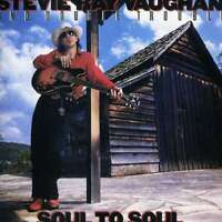 Soul To Soul - Stevie Ray Vaughan CD Epic