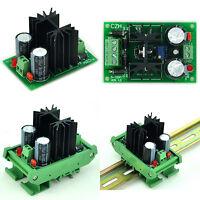 Positive Voltage Regulator Module, DIN Rail or Panel Mount, Multiple Versions.