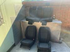 2013 KIA PICANTO MK2 INTERIOR FRONT & REAR SEATS / FITS 3-DOOR MODELS ONLY
