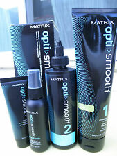 MATRIX Opti Smooth Hair Straightener for Sensitized Hair + Pro-Keratin NEW!
