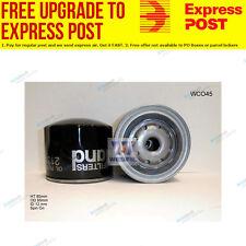 Wesfil Oil Filter WCO45 fits Volvo 760 2.3 Turbo (704)
