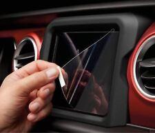 "Chrysler Ram Jeep Dodge Wrangler Media Center 8.4"" Radio Screen Protector Mopar"