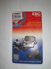 KTM 50 SX PRO SENIOR LC EBC FRONT BRAKE PADS FA325TT FITS YEAR 2002 TO 2003