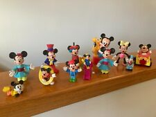 New listing 12 Disney Mickey Mouse and Minnie Mouse Figures