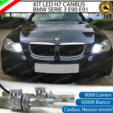 KIT LED H7 CANBUS BMW SERIE 3 E90 E91 CON LED LUMILED ZES 8000 LUMEN