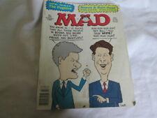 MAD Magazine Feb 1994 BEAVIS & BUTT-HEAD Bill Clinton Al Gore FUGITIVE #325