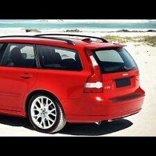 Volvo V50 - Spoiler Tetto Posteriore