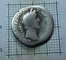 ROMAN imp. ANTONINUS PIUS 138-161 A.D Original Antique Coin SILVER DENARIU1 #594