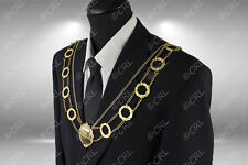 """Civic Chain collar of Office - """"Wreath"""" - Style 14"""