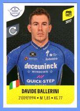 Stickers PANINI TOUR DE FRANCE 2021 #163 Davide BALLERINI Deceuninck Quick-Step