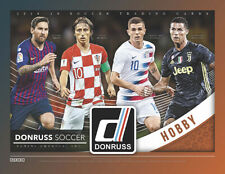 2018-19 Panini Donruss Soccer RATED ROOKIE SILVER - Football cards! Choose List!
