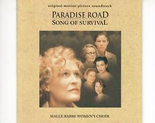 CD MALLE BABBE WOMEN'S CHOIRparadise road  song of survivalSOUNDTRACK  (B1456)