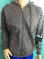 Fila Men's Full Zip Hooded Sweatshirt