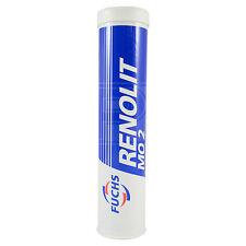 Fuchs RENOLIT MO 2 GREASE MO2 Lithium / Moly disulphide Lubricating Grease 400g