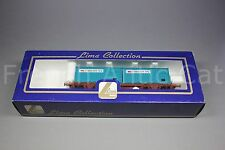 U449 LIMA train Ho wagon plat transport 2 container Flat car SBB CFF 303302 bleu