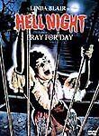 Hell Night DVD Tom de Simone(DIR) 1981
