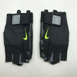 Nike Men's Lock Down Weight Lifting Training Gloves XL NLG36050XL
