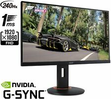 """Acer Xf250q Cbmiiprx 24.5"""""""" Full HD Monitor"""