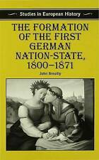 Formation of the First German Nation Sta (Studies in European History)-ExLibrary