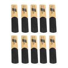 Professional 10 pieces Alto Saxophone Sax Reeds Size 2.5 Lot