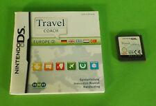 Travel coach 2 i DS LITE 3ds XL NDS Lingue Traduttore Chip e istruzioni