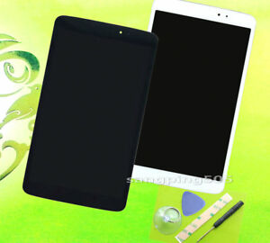 E LCD Display Touch Screen Digitizer Assembly For LG G Pad Tablet Series