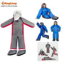KingCamp Sleeping Bag Adult Walker Suit -3°C Outdoor Camp Compress Bag Thermal