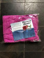 Snuggie Blanket Blanket Mermaid Tail Snugly Fancy Dress Sleepover