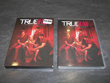 COFFRET DVD SERIE TV TRUE BLOOD INTEGRALE SAISON 4 HBO OCCASION