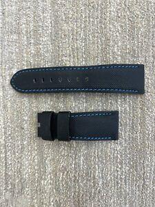 Authentic Officine Panerai 26mm x 22mm Sport Tech Watch Strap Band OEM