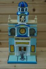 "Department 56 *City Lights* MONOPOLY ""Opera Du Jardin"""