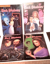 1990s Dark Shadows Mini Series Comic Book Set of 4- Series 1- Unread (M5051)