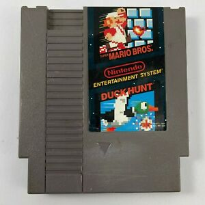 Super Mario Bros and Duck Hunt - NES - Game Only