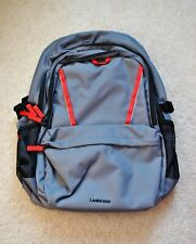 Lands' End Boys' ClassMate Iron Gray Large Backpack