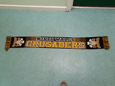 North Wales Crusaders RLFC Rugby League Supporters Scarf