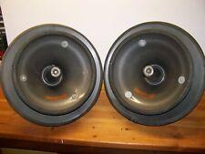 "Big University Horns, PA-30 Drivers, Pair, Outdoor Speakers - 19"" Diameter"