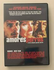 New listing Amores Perros Dvd - 2000