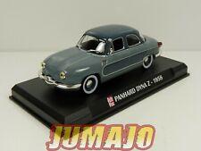 Ap16 car 1/43 ixo auto plus: panhard dyna z 1958