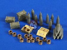 Verlinden 1/35 15cm sIG 33 German Heavy Infantry Gun WWII Ammo and Cases 2710