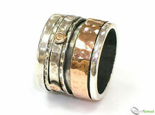9 Carat Sterling Silver Precious Metal Rings without Stones